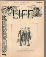 1894 Life December 27-Greatness of City of Cleveland; Debs at jailhouse door;