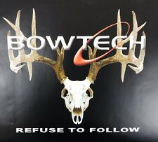 Bowtech skull decal NEW