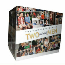 Two and a Half Men The Complete Series All 12 Seasons Boxed Gift Set BRAND NEW