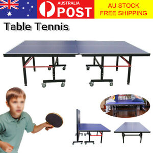 Table Tennis Table Indoor Outdoor Ping Pong Table Sport Game 2.74x1.525m