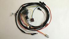1967 Camaro Engine Starter Wiring Harness V8 283 302 327 350 HEI with Gauges SS