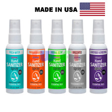 Aromar 2 oz Hand Sanitizer Spray Disinfectant Antibacterial Cold Flu Viruses USA
