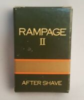 Rampage 2 After Shave Sample .4ml