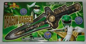 Power Rangers Legacy Dragon Dagger New Sealed