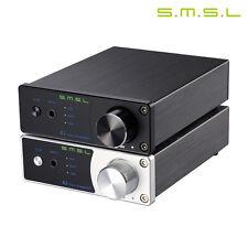 SMSL A2 Digitalverstärker Class D Verstärker mit Equalizer schwarz  2 x 40 W A2