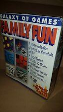 Galaxy Of Games Familie Spaß (für Windows 3.1 & 95)