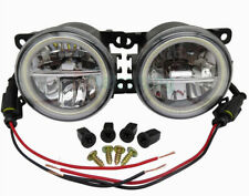 Peugeot 206+ 207 308 2008 3008 COPPIA FENDINEBBIA DIURNE ANGEL EYES FULL LED -