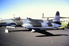 3/659 Lockheed T-33 Royal Canadian Air Force Kodachrome SLIDE