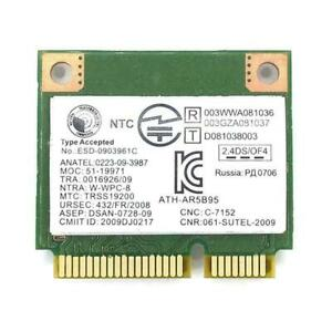 Built-in Wireless Network Card Suitable For Lenovo Z370 G470 Z470 Y460 Z560 Q4S5