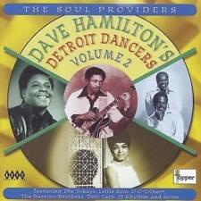 DAVE HAMILTON'S DETROIT DANCERS VOLUME 2 NEW & SEALED NORTHERN SOUL CD (KENT)