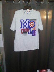 Brand new Vintage single stitch Chicago cubs T-shirt