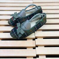 Womens ballet shoes Barbour Classic Size UK 8 (41)