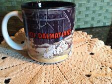 Disney Vintage 101 DALMATIONS Puppies Barn Coffee Mug Cup