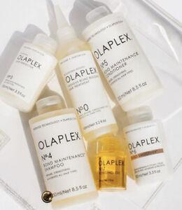 Olaplex #0, #3, #4, #5 , #6 & #7- Full Size, Sealed, SUPER FAMILY PACK