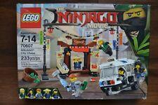 Lego Ninjago City Chase (70607) - brand new in sealed box