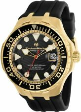 TechnoMarine Grand Cruise 48mm Automatic Watch TM-118086 Black