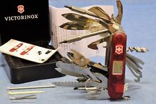 FREE SHIPPING! NEW IN BOX VICTORINOX SwissChamp XAVT Swiss Army Knife SAK 1.6795