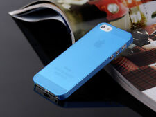 Ultra-thin Transparent Plastic Cover Hard Back Case For Apple iPhone4/5/6 6plus
