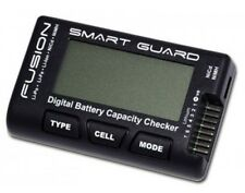 FUSION Smart Guard 2 Digital LCD Battery Checker & Balancer Li-Po LiFe NiCd NiMH