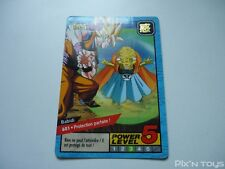 Carte originale Dragon Ball Z Carddass Le Grand Combat Power Level FR / N°601