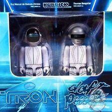 Tron Legacy Daft Punk Kubrick 2 pack Set by Medicom