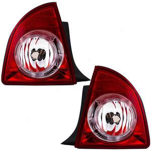 FOR CHEVROLET MALIBU LTZ 2008 2009 2010 2011 TAIL LAMP LIGHT PAIR LEFT & RIGHT