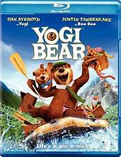 Yogi Bear (Blu-ray/DVD, 2011, 2-Disc Set)