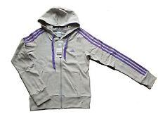 Adidas ESS 3S FZ Hoody Essentials Full-Zip Jacke 3-stripes  Gr. 34 / S *NEU OVP*