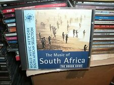 Various Artists - South Africa - The Rough Guide To The Music Of South Africa (1