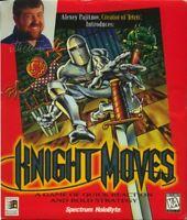 KNIGHT MOVES 1995 PC GAME +1Clk Windows 10 8 7 Vista XP Install