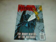 BATMAN Comic - Vol 2 - No 7 - Date 1993 - UK Comic