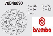 Coppia Dischi Freno BREMBO Serie Oro  Ducati 1198 1198 SP 11 >