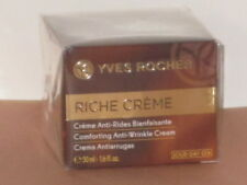 RICHE CREME YVES ROCHER COMFORTING DAY CREAM 1.6oz./ 50ml. NEW-SEALED!