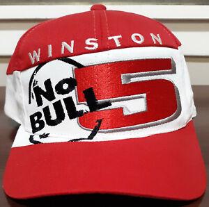 1998 Chase Winston No Bull 5 Southern 500 Jeff Gordon Victory Lane Hat Cap