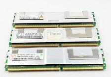 Markenspeicher Server 1GB RAM Speicher PC2-5300F DDR2-SDRAM ECC 1Rx8 Server-RAM