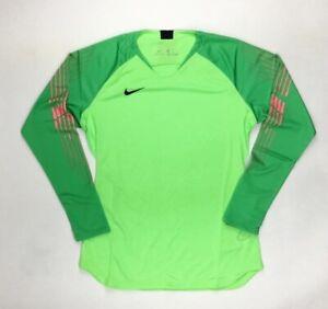 Nike Gardien Goalkeeper II Training Soccer Jersey Women's M Green AR9770