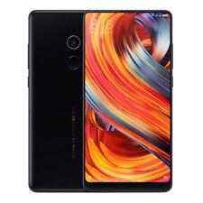 XIAOMI MI Mix 2 64GB/6GB Unlocked Smartphone Black China Version  US