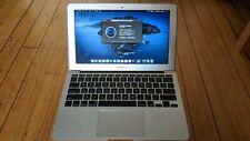 "Apple MacBook Air 11"" 2011 OSX-Catalina A1370 1.6GHz Intel i5 4GB RAM 128GB SSD"