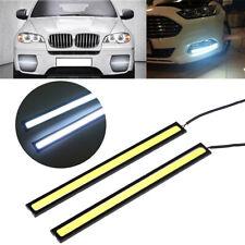 2pcs COB Bulb Car 84 LED Daytime Running Light Aluminum High Power DRL White