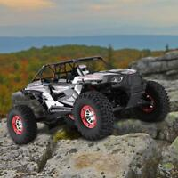 WLtoys 1:10 RC Truck Rock Crawler Off-Road 4WD Military Truck Remote Control Car