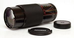 Acess P-MC Macro 70-210mm F3.5-4.5 Lens For Pentax K Mount! Good Condition!