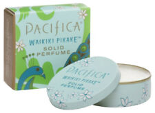 Pacifica Solid Perfume Tin 100% Vegan All Natural Scent WAIKIKI PIKAKE 10g
