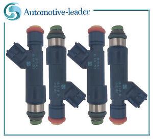 4Pcs Fuel Injector For 2007-2012 Chevrolet Malibu Pontiac G6 Saturn Sky 12602480