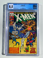 X-Men #65 CGC 8.5 - White Pages