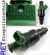 Einspritzdüse BOSCH 0280150413 Opel Omega Senator 3,0 24 V gereinigt & geprüft