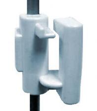 25 x Electric Fencing TREAD IN POST Insulators PINLOCK Horsley Wholesale