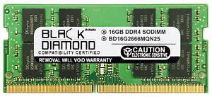 16GB BLACK DIAMOND for Lenovo ThinkPad S T460s