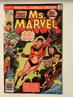 MS MARVEL #1 - 9.0 VF/NM Condition-