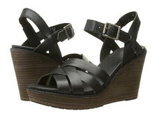 Brand New Timberland Women's Danforth Woven Leather Sandals Sz 8US,39EUR,6UK