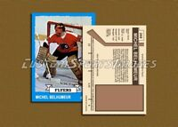 Michel Belhumeur - Philadelphia Flyers - Custom Hockey Card  - 1972-73